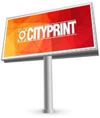 CITYPRINT - Rede de Outdoor´s 8x3m
